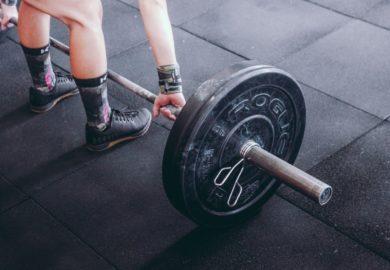 Efekty ćwiczenia deska