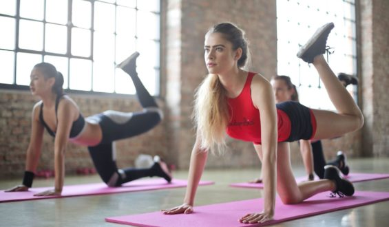 Ćwiczenia deska